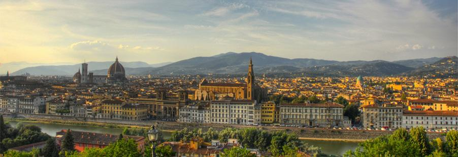 Private jet charter Florence